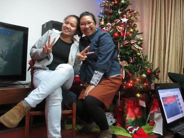 Indonesian friend Rut